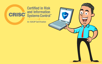 Curso Oficial Certified in Risk and Information Systems Control - CRISC