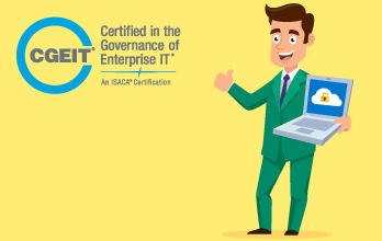 Curso Oficial Certified in the Governance of Enterprise IT - CGEIT