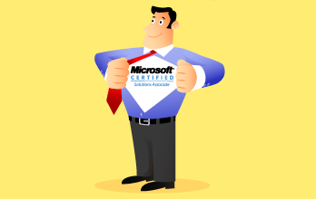 Microsoft MCSA: Windows Server 2016